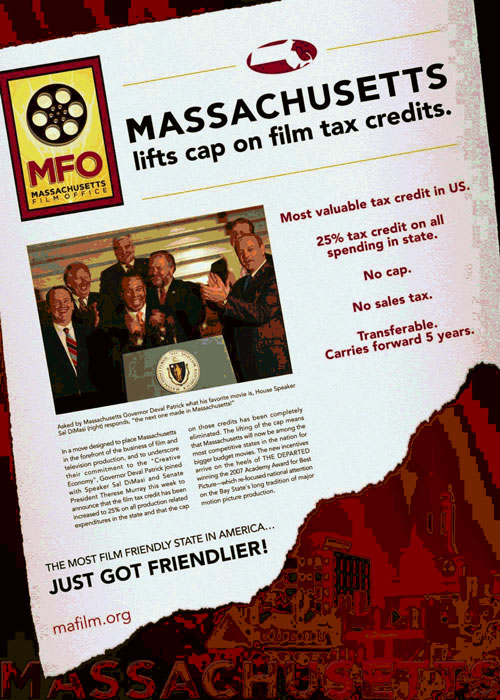 news and events massachusetts film office