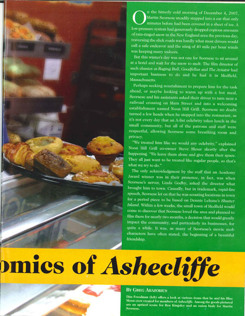 Economics of Ashecliffe 2