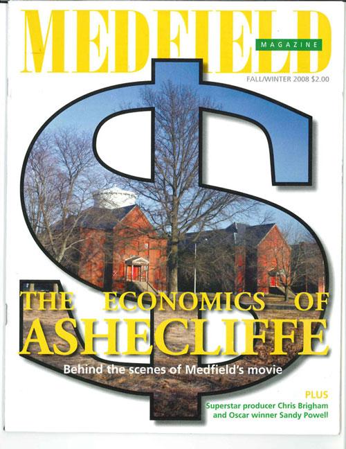 Medfield Magazine Cover