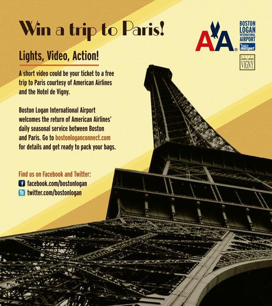 Massport Paris offer