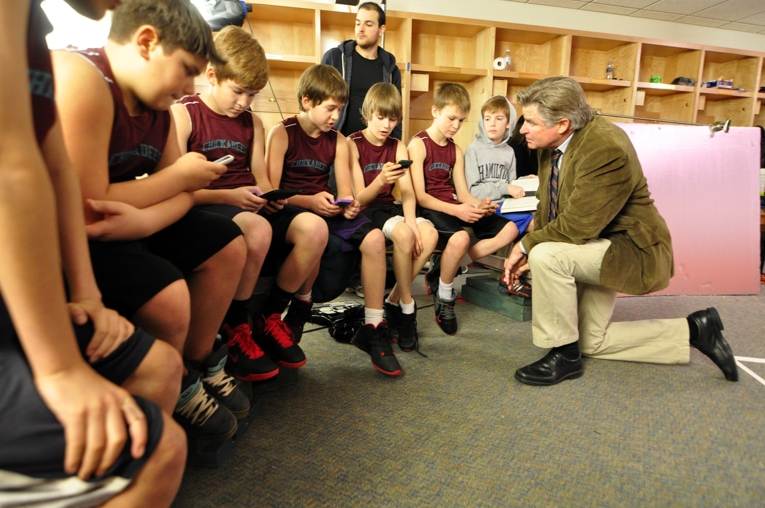 Berkshire Students Star In Short Film With Treat Williams