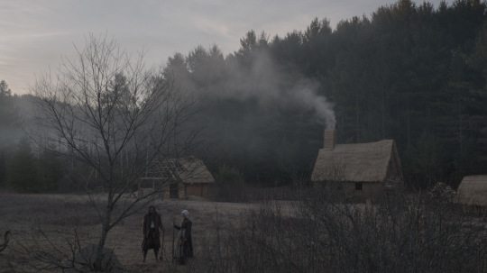 "Director Robert Eggers shot ""The Witch"" in Kiosk, Ontario. (Jarin Blaschke)"
