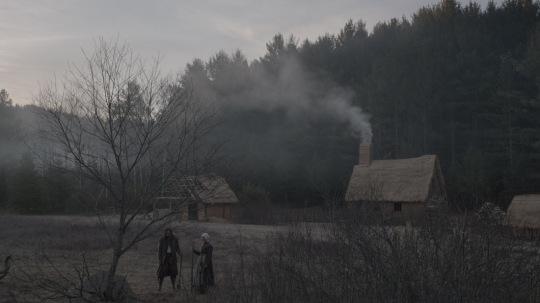 "Director Robert Eggers shot ""The Witch"" in Kiosk, Ontario. (Jarin Blaschke)"