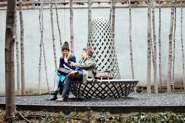ebecca Miller's Maggie's Plan stars New York favorites Greta Gerwig and Ethan Hawke. Courtesy of TIFF