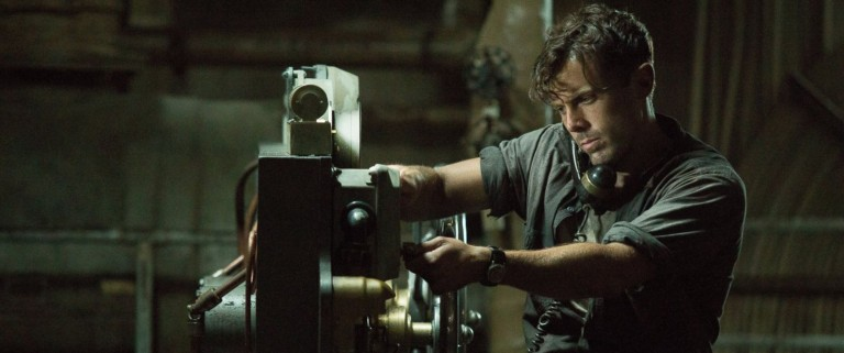 Casey Affleck in The Finest Hours. Photo Credit: Walt Disney Studios Motion Pictures.