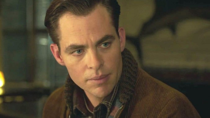 Chris Pine in The Finest Hours. Photo Credit: Walt Disney Studios Motion Pictures.