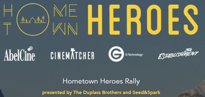 Hometown rally