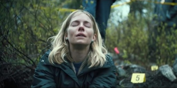 """American Woman"", starring  British-American actress Sienna Miller, is set for a theatrical release in the U.S. on June 14. The film, presented by Roadside Attractions and Vertical Entertainment, is directed by Jake Scott and co-stars Sky Ferreira,  Christina Hendricks, Aaron Paul, Will Sasso, and Amy Madigan. (Vertical Entertainment)"